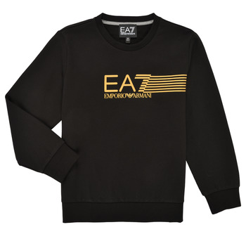 Vêtements Garçon Sweats Emporio Armani EA7 3KBM55-BJ05Z-1200 Noir
