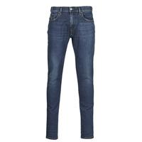 Vêtements Homme Jeans slim Diesel D-STRUKT Bleu Foncé