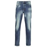 Vêtements Homme Jeans droit Diesel D-FINNING Bleu Médium