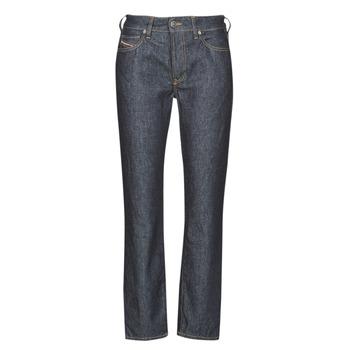 Vêtements Femme Jeans droit Diesel D-JOY Bleu brut