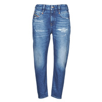 Vêtements Femme Jeans boyfriend Diesel D-FAYZA Bleu Médium