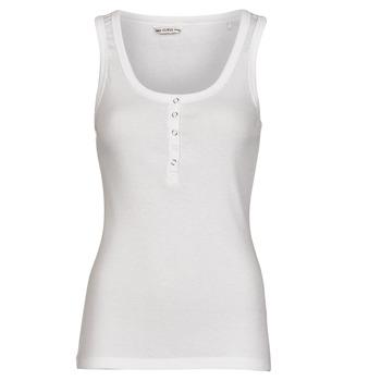 Vêtements Femme Débardeurs / T-shirts sans manche Guess MILENA TANK TOP Blanc
