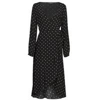 Vêtements Femme Robes longues Guess NEW BAJA DRESS Noir