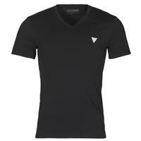 Vêtements Homme T-shirts manches courtes Guess VN SS CORE TEE Noir