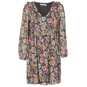 Vêtements Femme Robes courtes Naf Naf JANE Multicolore