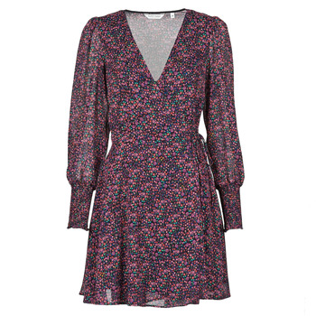 Vêtements Femme Robes courtes Naf Naf SERGE Multicolore