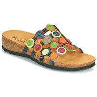 Chaussures Femme Sandales et Nu-pieds Think JULIA Rouge / Vert