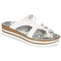 Chaussures Femme Sandales et Nu-pieds Think ZEGA Blanc