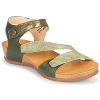 Chaussures Femme Sandales et Nu-pieds Think DOUMIA Vert