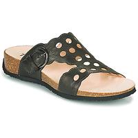 Chaussures Femme Mules Think MIZZI Noir