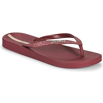 Chaussures Femme Tongs Ipanema IPANEMA ANAT LOLITA FEM Rouge