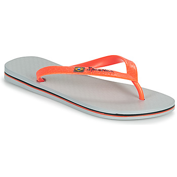 Chaussures Homme Tongs Ipanema IPANEMA CLAS BRASIL II AD Gris / Orange