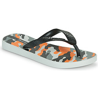 Chaussures Enfant Tongs Ipanema IPANEMA CLASSIC IX KIDS Gris / Noir / Orange