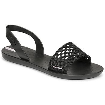Chaussures Femme Sandales et Nu-pieds Ipanema IPANEMA BREEZY SANDAL FEM Noir