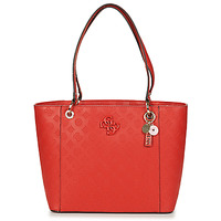 Sacs Femme Cabas / Sacs shopping Guess NOELLE ELITE TOTE Rouge