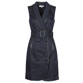 Vêtements Femme Robes courtes Morgan RISETTE Marine