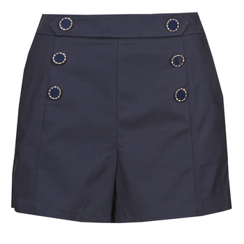 Vêtements Femme Shorts / Bermudas Morgan SHORA Marine