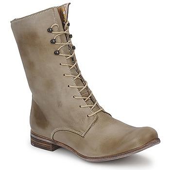 Chaussures Air max tnFemme Boots Stephane Gontard REGAIN Tilleul