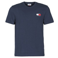 Vêtements Homme T-shirts manches courtes Tommy Jeans TJM TOMMY BADGE TEE Marine