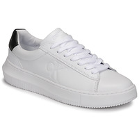 Chaussures Femme Baskets basses Calvin Klein Jeans CHUNKY SOLE SNEAKER LACEUP LTH Blanc