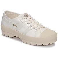 Chaussures Femme Baskets basses Gola COASTER PEAK Ecru