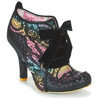 Chaussures Femme Low boots Irregular Choice ABIGAIL'S THIRD PARTY Noir / Multicolore