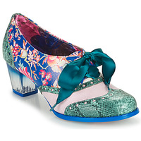 Chaussures Femme Escarpins Irregular Choice CORPORATE BEAUTY Vert / Bleu