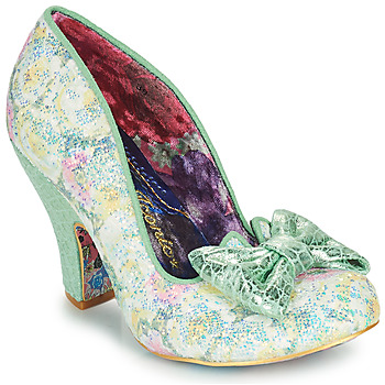 Chaussures Femme Escarpins Irregular Choice NICK OF TIME Vert