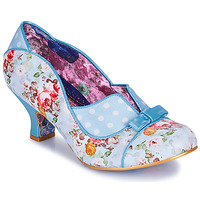 Chaussures Femme Escarpins Irregular Choice HOLD UP Bleu