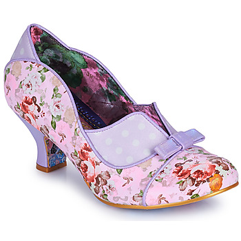 Chaussures Femme Escarpins Irregular Choice HOLD UP Violet