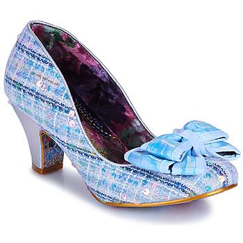 Chaussures Femme Escarpins Irregular Choice BAN JOE Bleu
