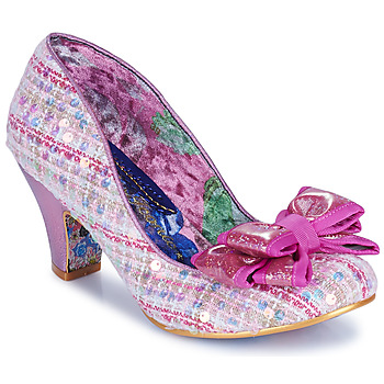 Chaussures Femme Escarpins Irregular Choice BAN JOE Rose