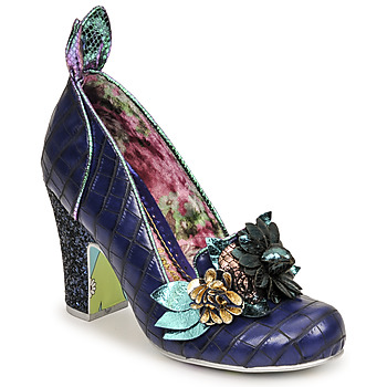 Chaussures Femme Escarpins Irregular Choice BUNNY BOO Bleu