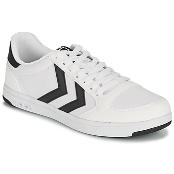 Chaussures Homme Baskets basses Hummel STADIL LIGHT CANVAS Blanc