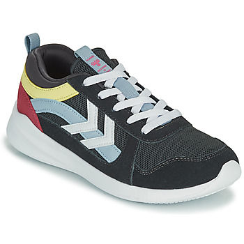 Chaussures Enfant Baskets basses Hummel BOUNCE JR Gris