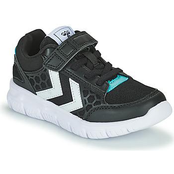 Chaussures Enfant Baskets basses Hummel CROSSLITE JR Noir