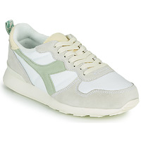 Chaussures Femme Baskets basses Diadora CAMARO ICONA WN Blanc / Vert