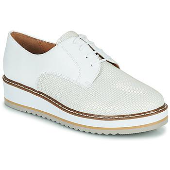 Chaussures Femme Derbies Karston ORPLOU Blanc