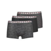 Sous-vêtements Homme Boxers Athena EASY STYLE X3 Noir / Gris / Gris