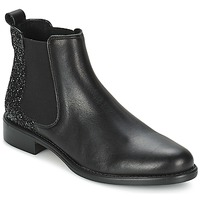 Chaussures Femme Boots Betty London NOLLA Noir