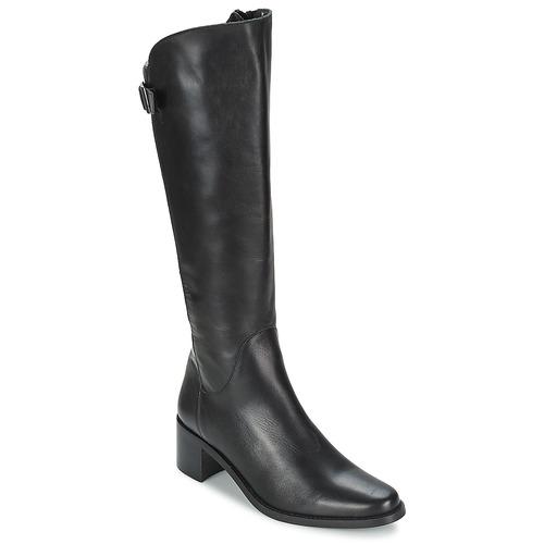 Chaussures Femme Bottes ville Betty London SALINA Noir