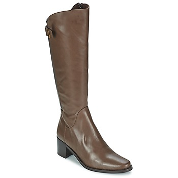 Botte ville Betty London SALINA Marron