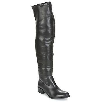 Chaussures Air max tnFemme Cuissardes Betty London GLAMOU Noir