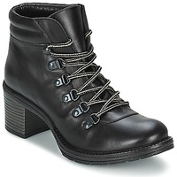 Chaussures Femme Bottines Betty London NATUR Noir