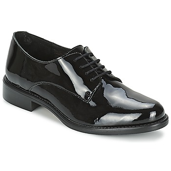 Chaussures Femme Derbies Betty London CAXO Noir