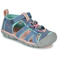 Chaussures Fille Sandales sport Keen SEACAMP II CNX Gris / Rose