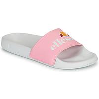 Chaussures Femme Claquettes Ellesse FILIPPO Blanc / Rose