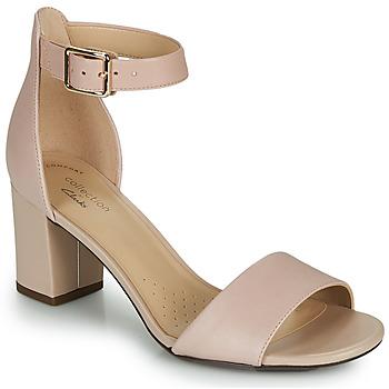 Chaussures Femme Escarpins Clarks DEVA MAE Rose