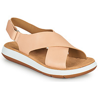 Chaussures Femme Sandales et Nu-pieds Clarks JEMSA CROSS Nude
