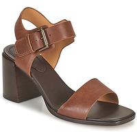 Chaussures Femme Sandales et Nu-pieds Clarks LANDRA70 STRAP Marron